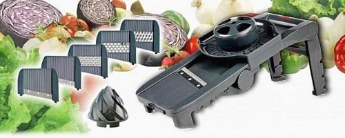 Как выбрать кухонную помощницу – овощерезку