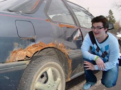 Как сохранить автомобиль от коррозии?