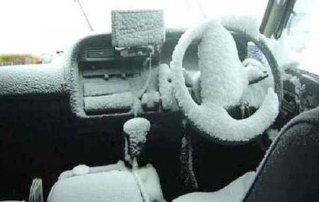Как запускать двигатель в зимнее время