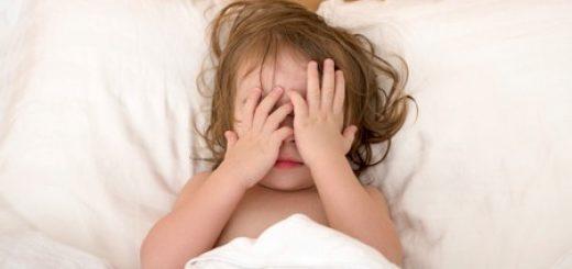 Из-за чего возникают страхи у детей