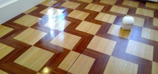 Как ухаживать за деревянными полами