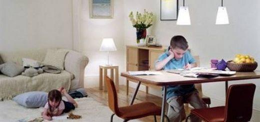 Какое освещение необходимо дошкольнику