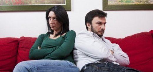Как избавиться от ссор с супругом