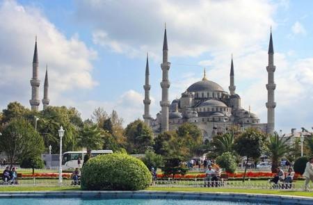 Как организовать поездку в Стамбул