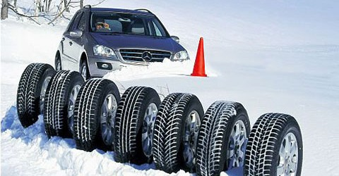 Как правильно выбрать автомобильные шины?