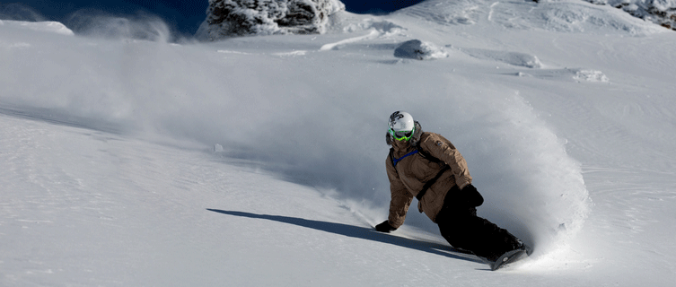 snowboarding_powder