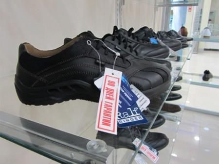 Есть ли гарантия на обувь?