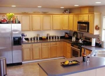 Как организовать пространство кухни?