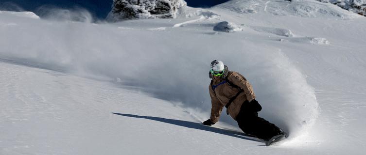 snowboarding_powder