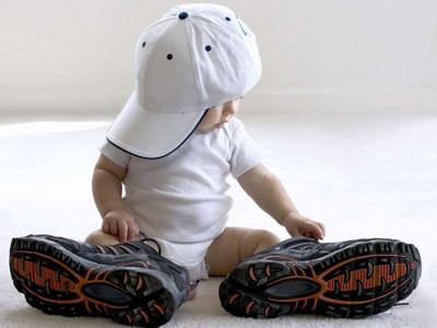 Как выбрать правильную обувь для детей?