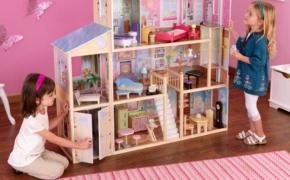 Советы как выбрать детский кукольный домик