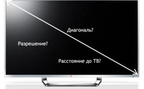 Главные ориентиры в выборе телевизора