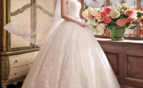 Cамые красивые свадебные платья