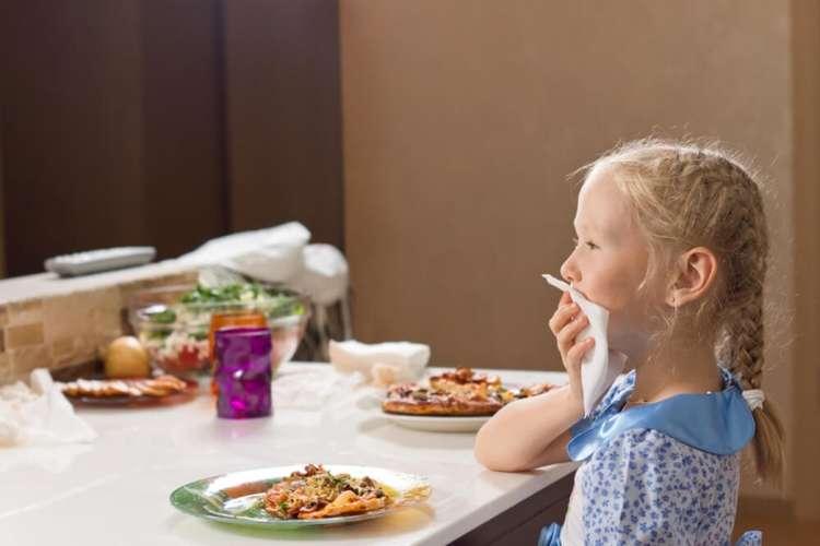 Какие соусы подходят для маленьких детей?