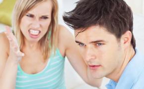Ошибки в поведении женщины