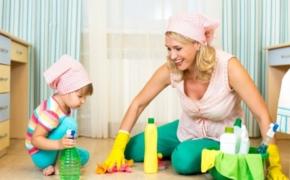 Чем занять малыша, пока мама занята
