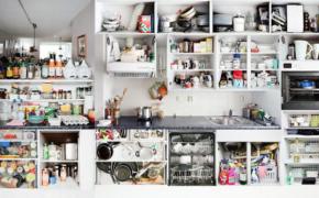 Организация пространства кухни