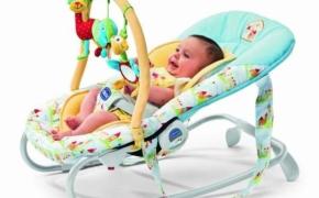 Как выбрать шезлонг для новорожденного ребенка