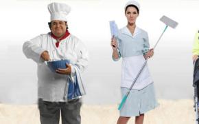 Сайт об домашнем персонале. Посредник между работодателем и персоналом
