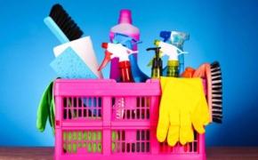 Средства и приспособления для уборки в доме