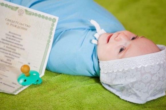 Оформление необходимых документов после рождения ребенка