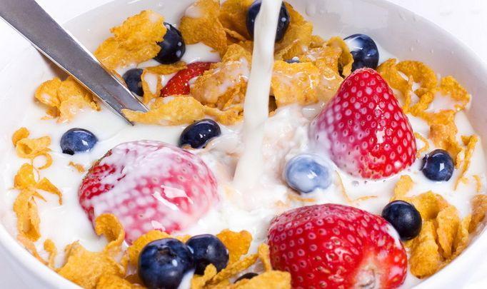 Как приучить себя к завтракам