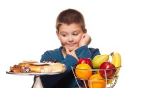 Правильное питание школьника