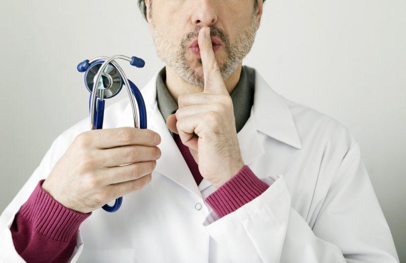 Что должен скрывать покров врачебной тайны?