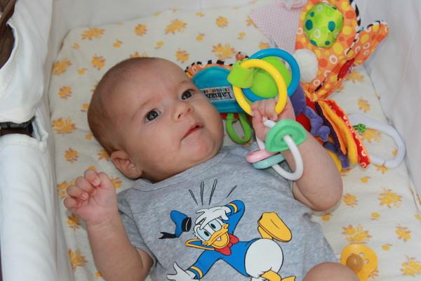 Индивидуальные особенности малыша