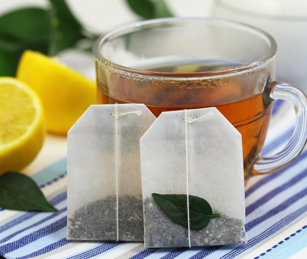Чай в пакетиках - покупать или нет?