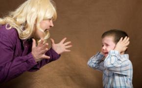 Кричать на ребёнка это не работает