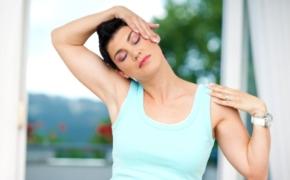 7 упражнений для красивой шеи