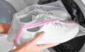 Как постирать белые кеды в машинке, чтобы не испортить обувь?