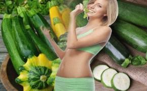 Кабачковая диета: дешево и эффективно