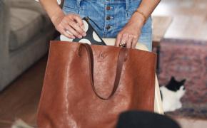 Кожаная сумочка: правила ухода