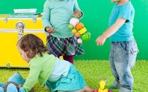 Зарядка для нервишек поможет укрепить психику ребёнка