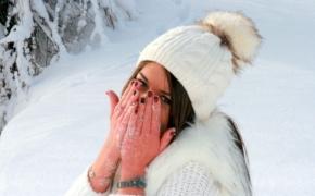Как зимой бороться с сухостью рук