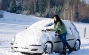 Зимние ошибки автолюбителей