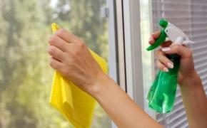 Как быстро и легко помыть окна