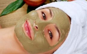Используем маски для лица со спирулиной