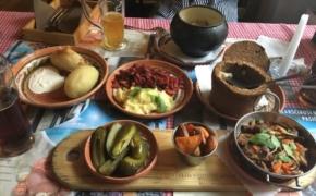 Впечатления о литовской кухне