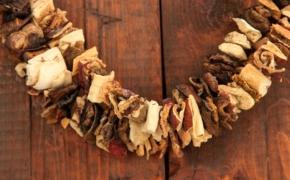 Сушим грибы правильно