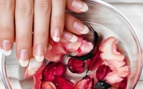 10 ванночек для крепких ногтей