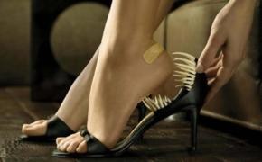 Если обувь натирает