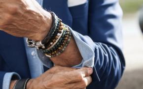 Браслет – стильное дополнение к мужскому образу